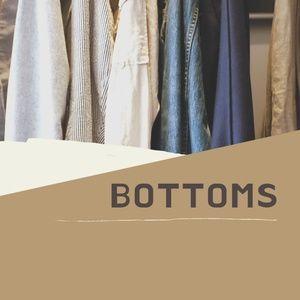 Denim - Bottoms